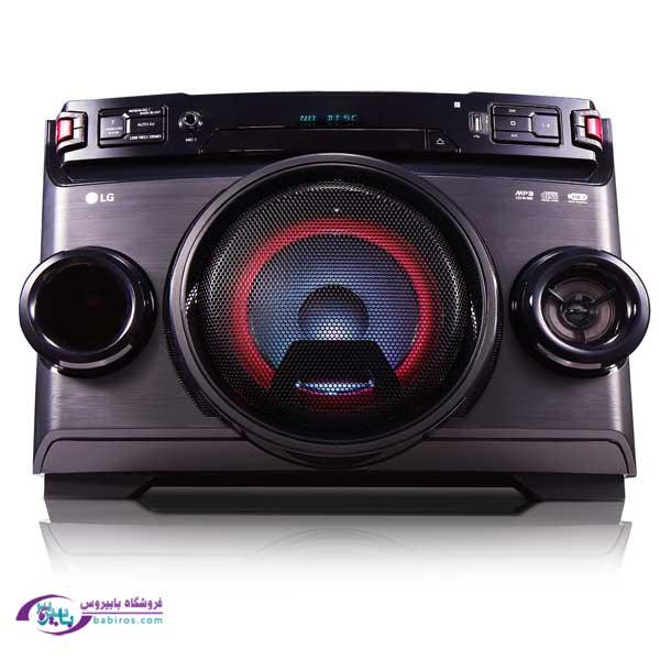 پخش کننده خانگی ال جی مدل OM4560 توان 220 وات | LG OM4560 Media Player