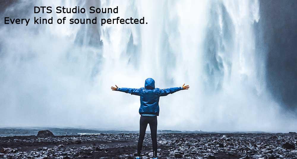 صدایی فراگیر و با کیفیت در تلویزیون B7300 هایسنس